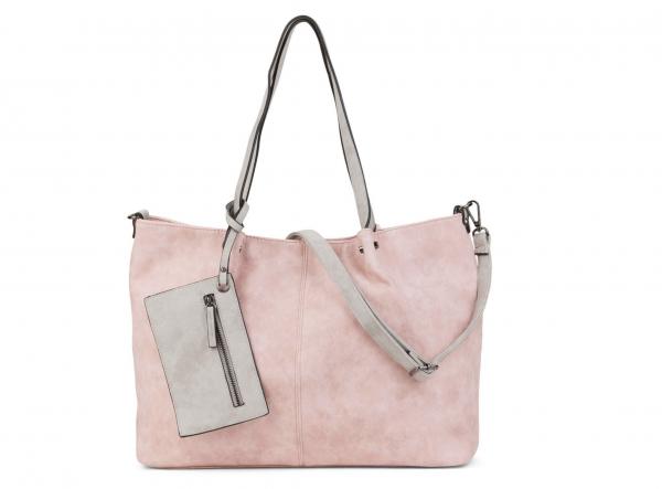 3-in-1 Shopper in rosa