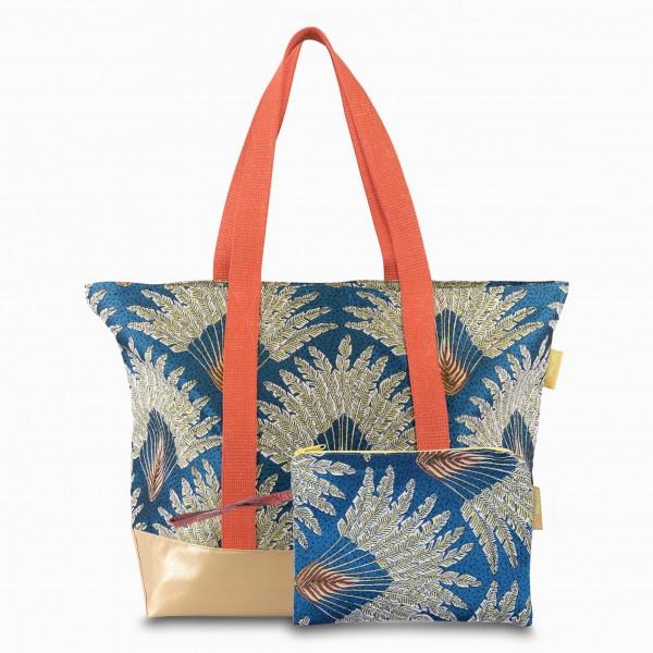 Tasche Atoll Blue