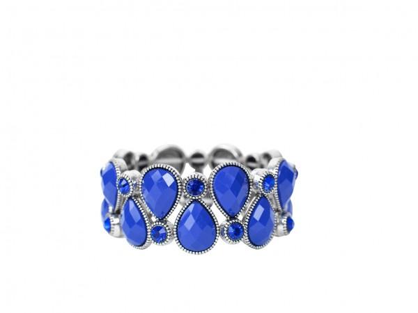 the Moshi Armband Niki blau