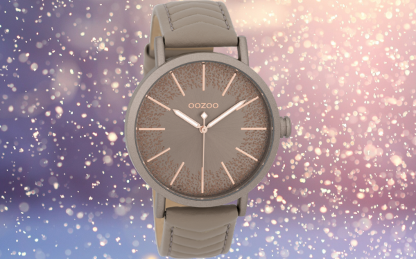 Oozoo Timepieces C9693 mocha