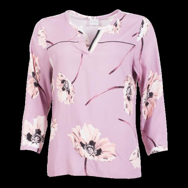 InFront Bluse mit Blumenmuster