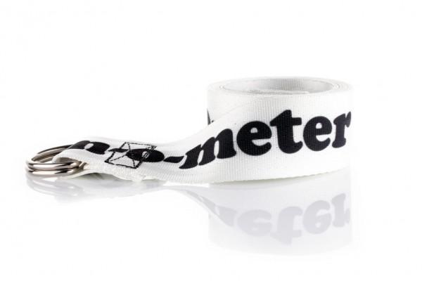 Belt Dept Glam-o-meter weiß