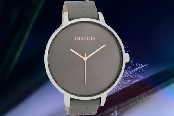 Oozoo Timepieces C9719 elephant grey