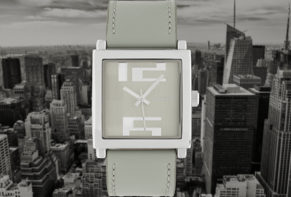 Oozoo Timepieces C9737 light grey