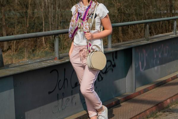 Jogging Pants rosa