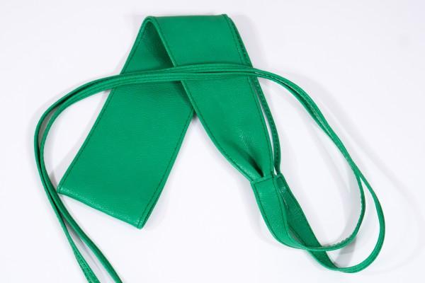 Wickelgürtel grün