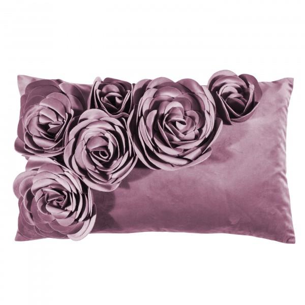 PAD Floral Kissen lilac