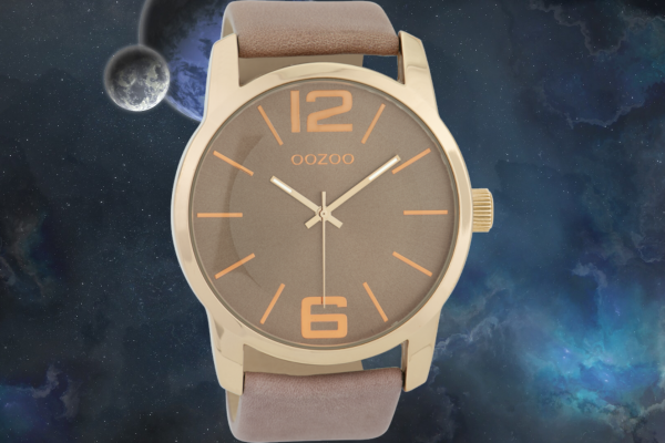 Oozoo Timepieces C9732 pinkgrey