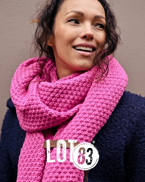 Halstuch Lot83 Pink