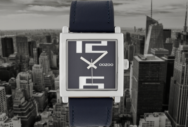 Oozoo Timepieces C9738 dark blue
